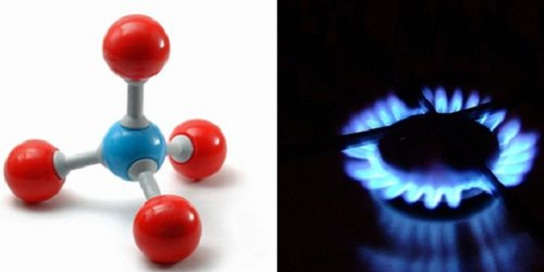 Décarbonation directe du méthane